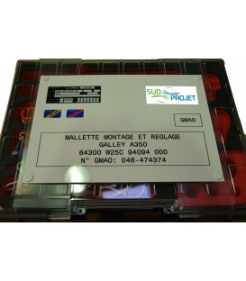 LOT 6 (18) OUTILLAGE MALETTE