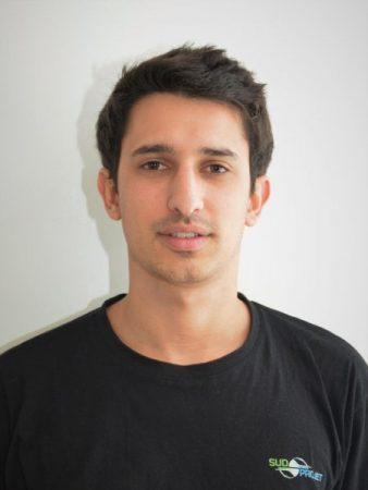 Alexandre Pradelle - Ingénieur technico-commercial Sud Projet