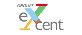 Excent logo site web