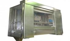 Unité de dosage sur ligne automatisée de pâtisseries industrielles