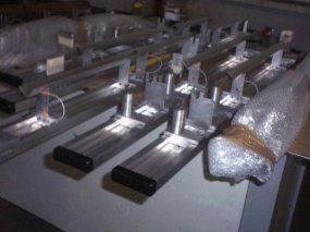 Outillages modulaires pour réalisation de faisceaux électriques avion