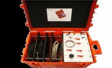 Valise de test de circuits incendie sur avion