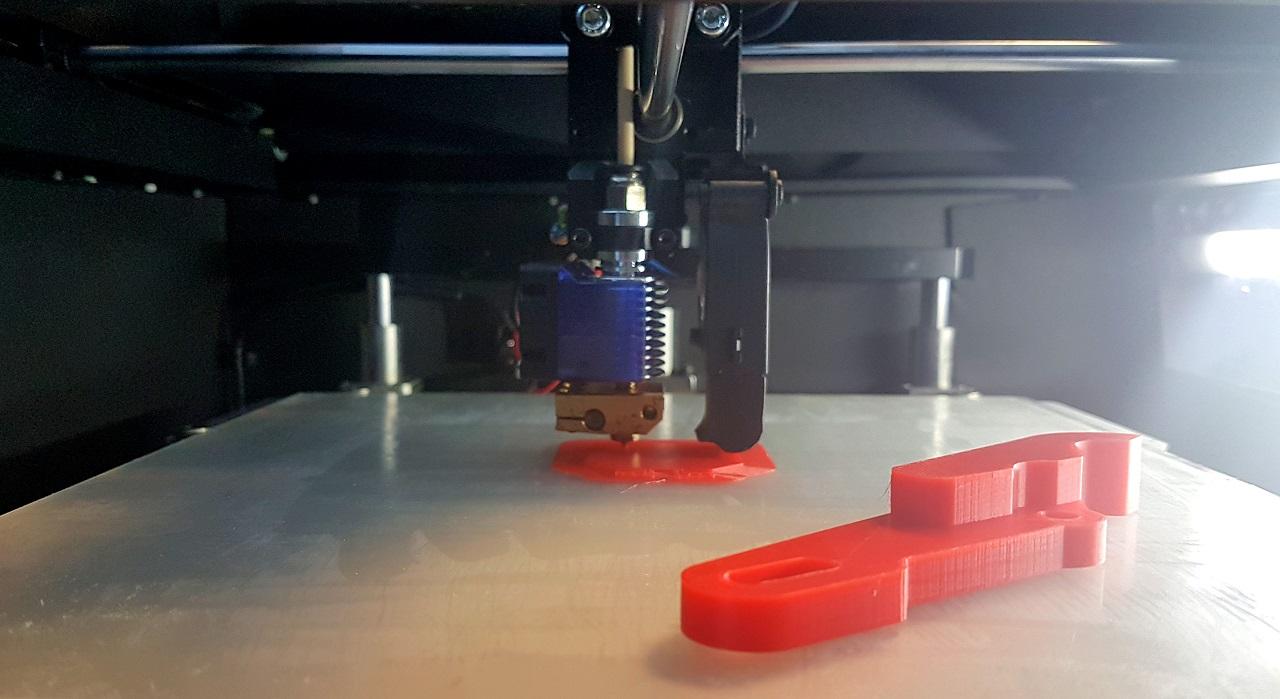 impression 3D pièce lastique outillage et prototypesud projet